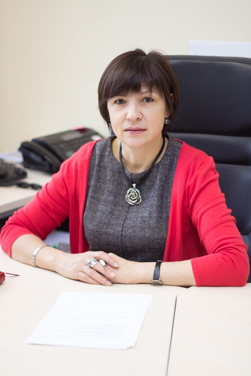 Вера Валерьевна Хитрюк