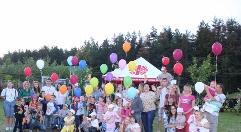 """Финальный этап V юбилейного фестиваля """"Таланты чистых сердец"""""""