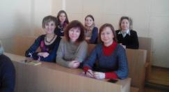Семинар кураторов учебных групп