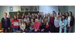 Студенты Института инклюзивного образования стали победителями в квест-семинаре «Sеминар – Rеакция», организованном в БГУ