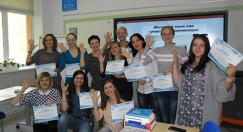 В Республиканском ресурсном центре инклюзивного образования состоялся семинар «Жестовый язык как средство коммуникации» (18-19 мая 2017)