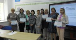 В РРЦИО при поддержке ЮНИСЕФ 25 мая 2017 года состоялся семинар