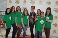 Волонтерское объединение «Равенство» удостоено награды  Биржи социальных проектов